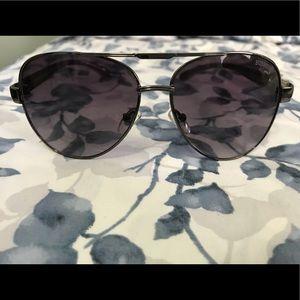 Burberry Sunglasses Gradient Dark Frame Aviator